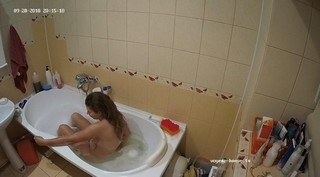 Kate quick evening bath sept 28