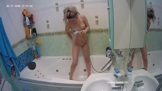 Courtney afternoon shower after sex jun 17