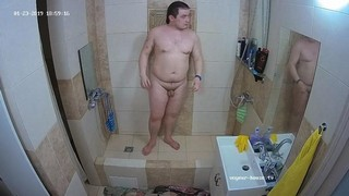 Guest guy afternoon shower jan 23