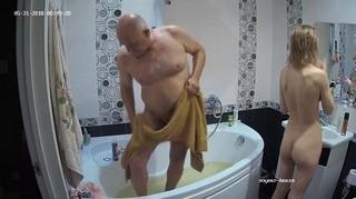 Betty rick morning bath may 31