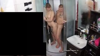 Melissa sergio morning shower & fuck jan 10