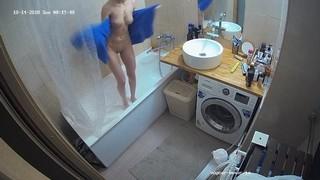 Jade zack quick shower after sex oct 14