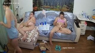 Kate & sis get waxed jun 3