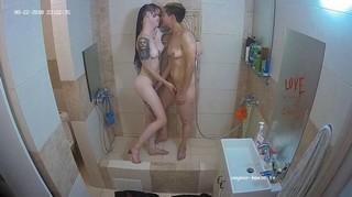 Foxy nastya shower sex waterbate aug 22