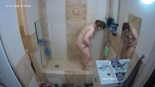 Guest couple quick showers dec 27