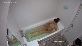 May evening bath oct 22