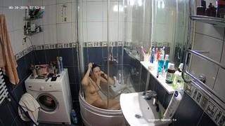 Anni evening bath aug 10