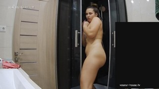 Guest girl afternoon shower may 15