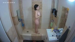 Rosie evening shower feb 1