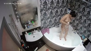 Ruby afternoon bathe & shave nov 12