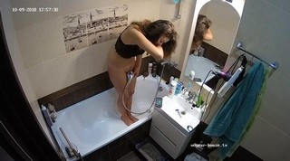 Clair afternoon pussy wash after bate oct 9