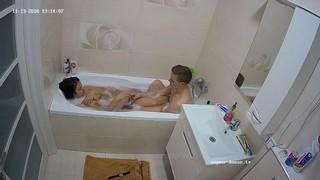 Anjelica claus afternoon bathe & shave nov 13