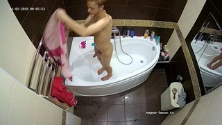 Guys washing after sex 1st Nov 2018