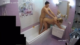 Arte dion afternoon shower & fuck dec 2
