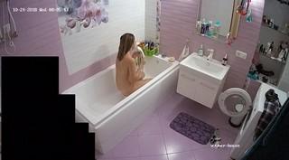 Alice's friend morning bath oct 24