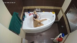 Gloria noon bath dec 3