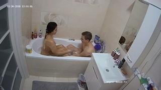 Anjelica claus afternoon bath nov 30