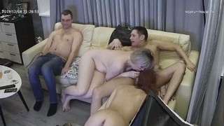 Mira henry & friends oral 4some dec 8