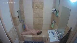 Rosie midnight shower & waterbate nov 12
