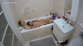 Anjelica claus afternoon bath jan 16
