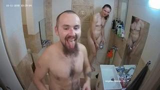 Romina herman quick shower after sex oct 11