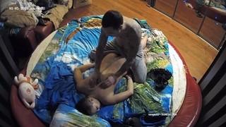 Meg gets a massage jan 5