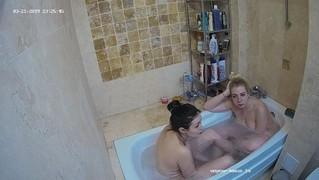 Ary anni evening bath mar 21