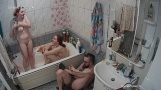 Red romina bathe & shave jan 18