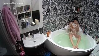 Ana afternoon bath dec 8