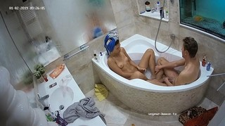 Bonnie clyde morning bath jan 2