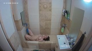 Rosie evening shower shave waterbate nov 13