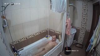 Bob morning bath aug 31