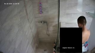 Whitney ben shower & washup after sex jun 28