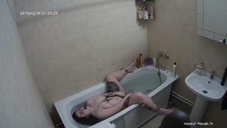 Trixie long bathe shave waterbate feb 16