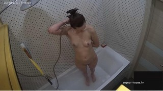 Lisa afternoon shower after sex mar 11