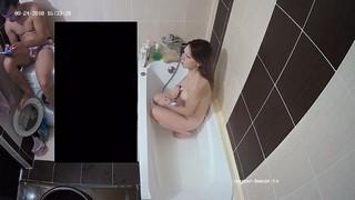 Grace quick bathe & shave after sex aug 24