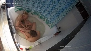Samanta billy afternoon bath mar 8