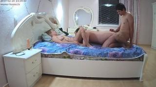 Luna dominik bi 3some with new guy feb 21