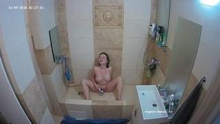 Rosie shower & waterbate nov 9