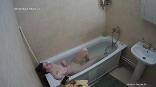 Leah afternoon bath dec 20