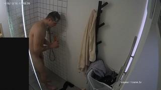 Zack shower at pablo's oct 10