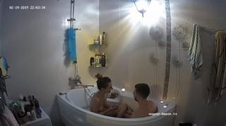 Evie mike evening bath feb 19