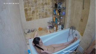 Anni late bath jan 19