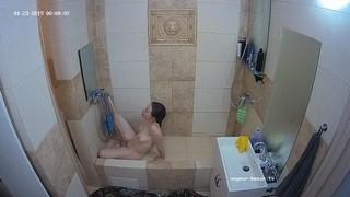 Rosie evening shower & waterbate jan 22