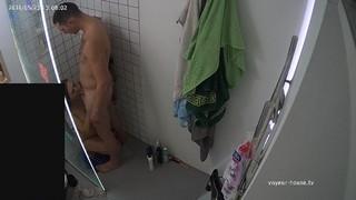 Misty kyle shower shave bj hj fuck may 23