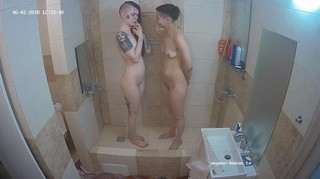Foxy nastya noon shower jun 2