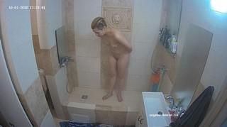 Nastya afternoon shower oct 1
