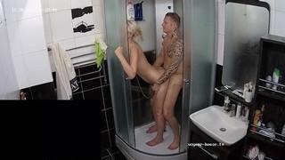 Melissa sergio shower fuck bj nov 30