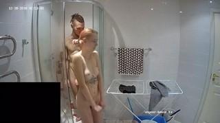Guest couple sexy shower dec 18