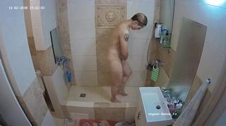Nastya afternoon shower nov 2